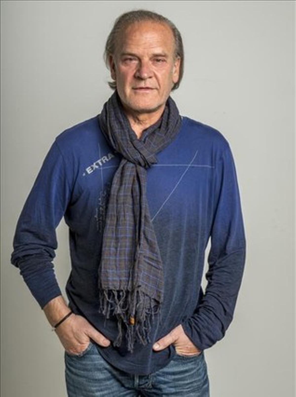 Lluís Homar. Foto:Ferran Sendra