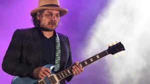 Wilco, durante su actuación en el Primavera Sound, en Barcelona, el pasado mayo.