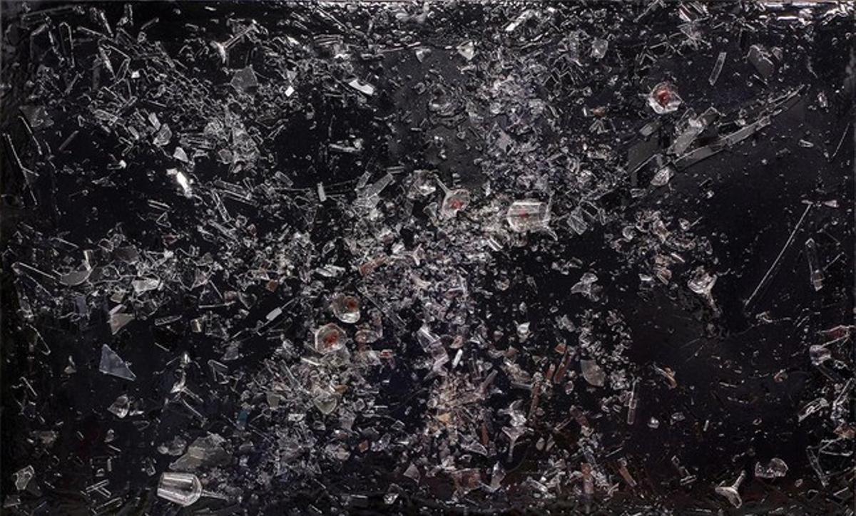 Imagen de 'Prost', de Luiz Simoes ySabina Simon del 2012, una pieza y performance quelos artistas actualizarán para la exposición 'Prophetia' en la Fundació Joan Miró, a partir de marzo.