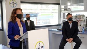 Presentación de los resultados de Bayer España por videoconferencia.