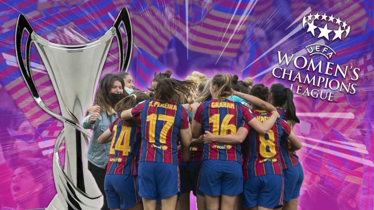 El Barça conquereix en gran la seva primera Champions femenina davant el Chelsea