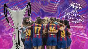 ¡El Barça gana la Champions League! Las blaugranas avanzan imparables hacia el triplete.