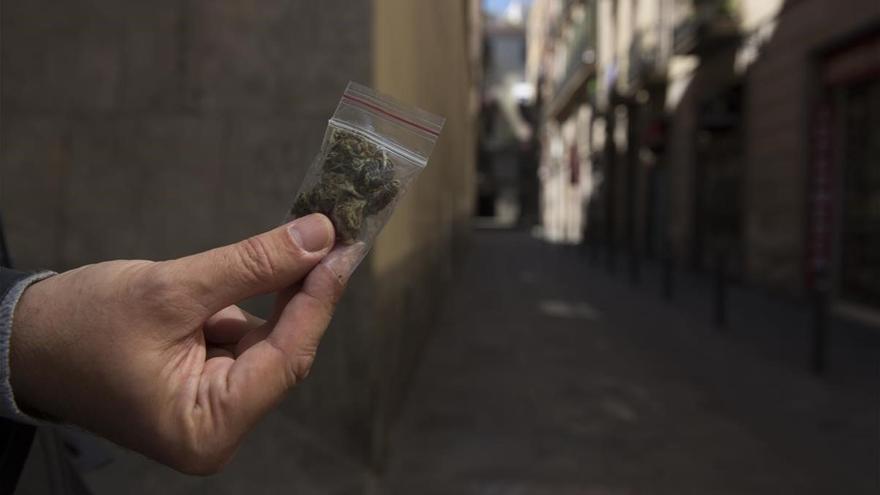 En La Calle Nadie Te Va A Vender Marihuana Por Menos De 20 Euros