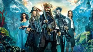 Imagen promocional de 'Piratas del caribe: la venganza de Salazar'.