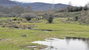 Paraje de Cobreros (Zamora) donde se instalará un parque fotovoltaico
