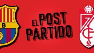 El post partido del Barça - Granada: el Barça se despeña trágicamente.