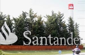 Sede centraldel Banco Santander en Boadilla del Monte.