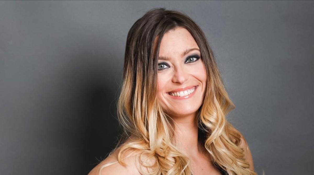 La humorista Raquel Sastre, madre de una niña con trastorno del espectro autista (TEA).