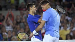 Djokovic i Del Potro se citen a la final