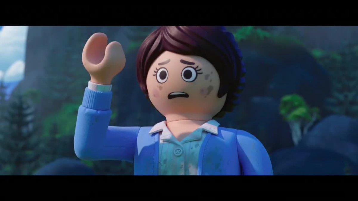 Estrenos de la semana. Tráiler de 'Playmobil: La película' 2019