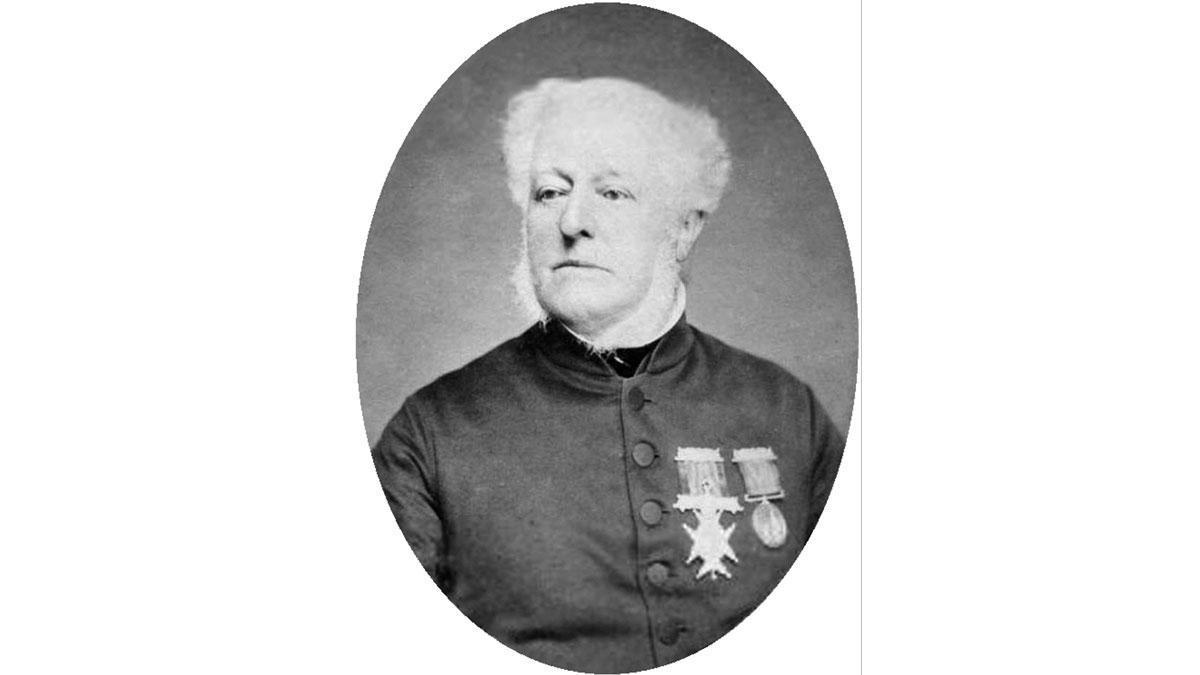 William Brookes, pionero del olimpismo.