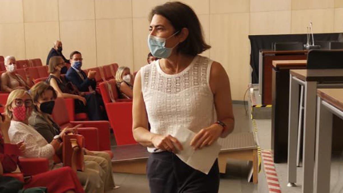 Cristina Ferrando.