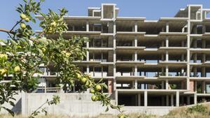 El sectoren el que se reduceel número de concursos de acreedores es la construcción.