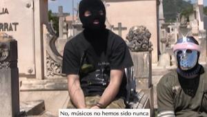 'Las cuatro esquinas y Madrid': rugits punks contra el sistema