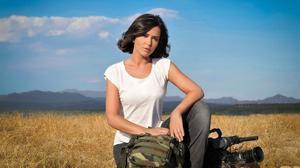 La periodista Alejandra Andrade, directora y presentadora de 'Fuera de cobertura' (Cuatro).