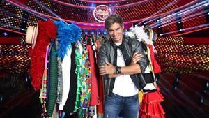 El cantante Carlos Baute, concursante de la séptima edición de 'Tu cara me suena' (Antena 3).