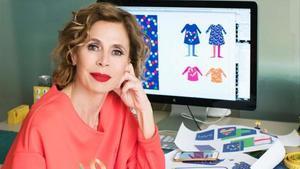"""Ágatha Ruiz de la Prada: """"Ja estic pensant què em posaré per recollir el premi"""""""