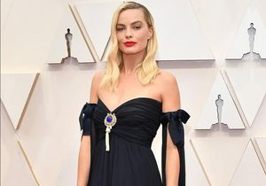 HOLLYWOOD  CALIFORNIA - FEBRUARY 09  Margot Robbie attends the 92nd Annual Academy Awards at Hollywood and Highland on February 09  2020 in Hollywood  California    Amy Sussman Getty Images AFP    FOR NEWSPAPERS  INTERNET  TELCOS   TELEVISION USE ONLY