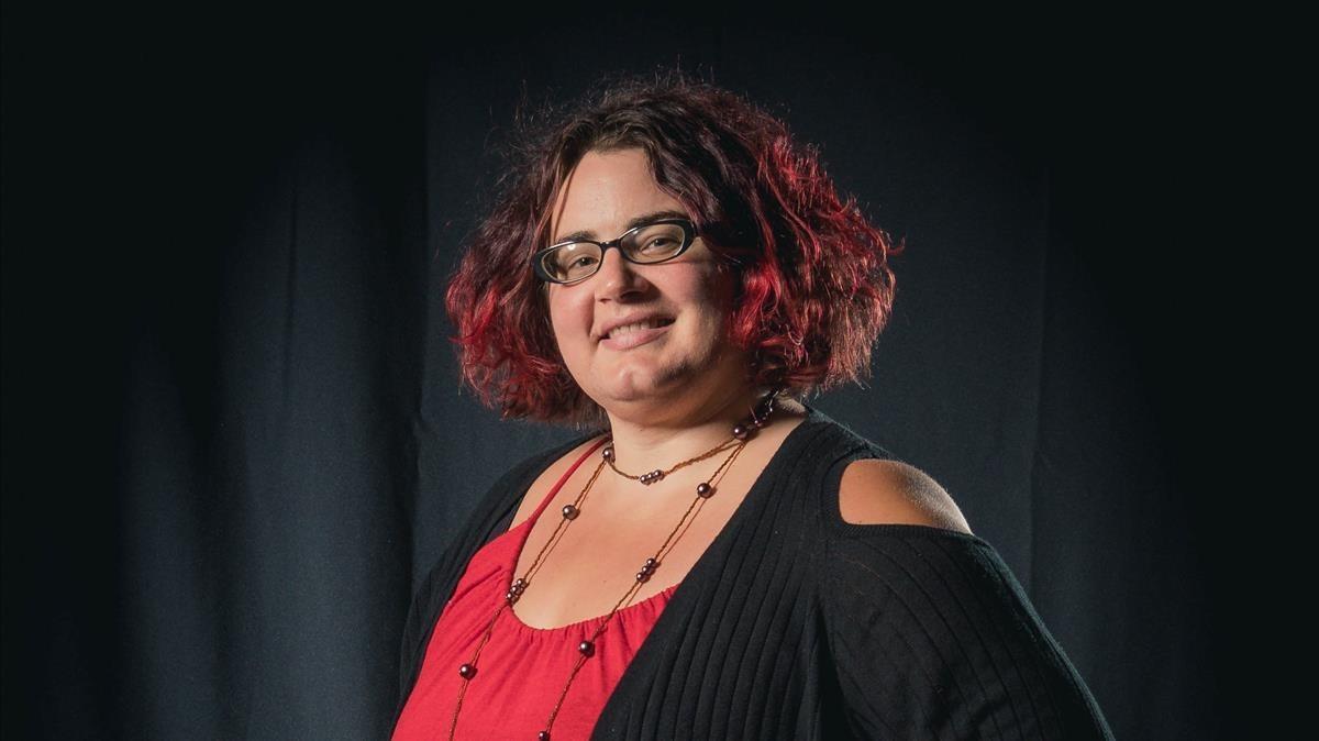 Kameron Hurley, autora de 'La revolución feminista geek'.