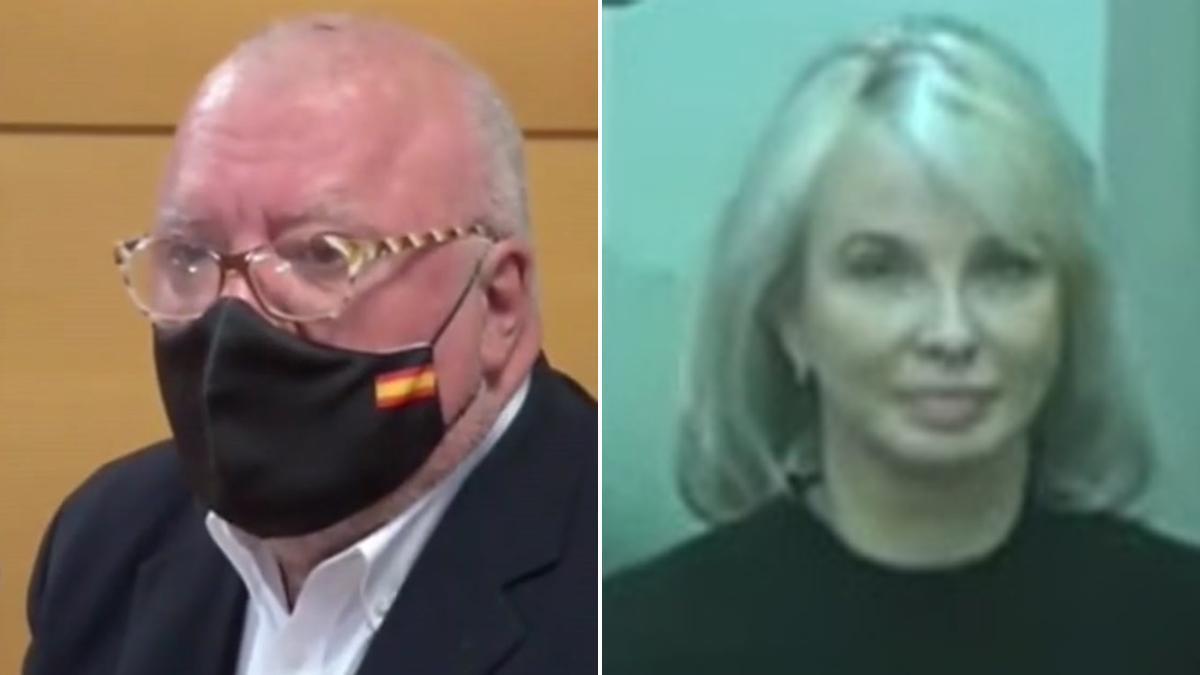 Villarejo dice que el CNI puso los medios para grabar su reunión con Corinna Larsen.