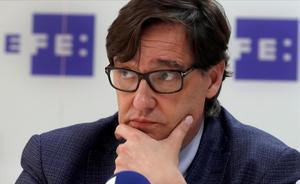 Illa advierte a ERC que fijar un límite a la mesa de diálogo es chantajear.