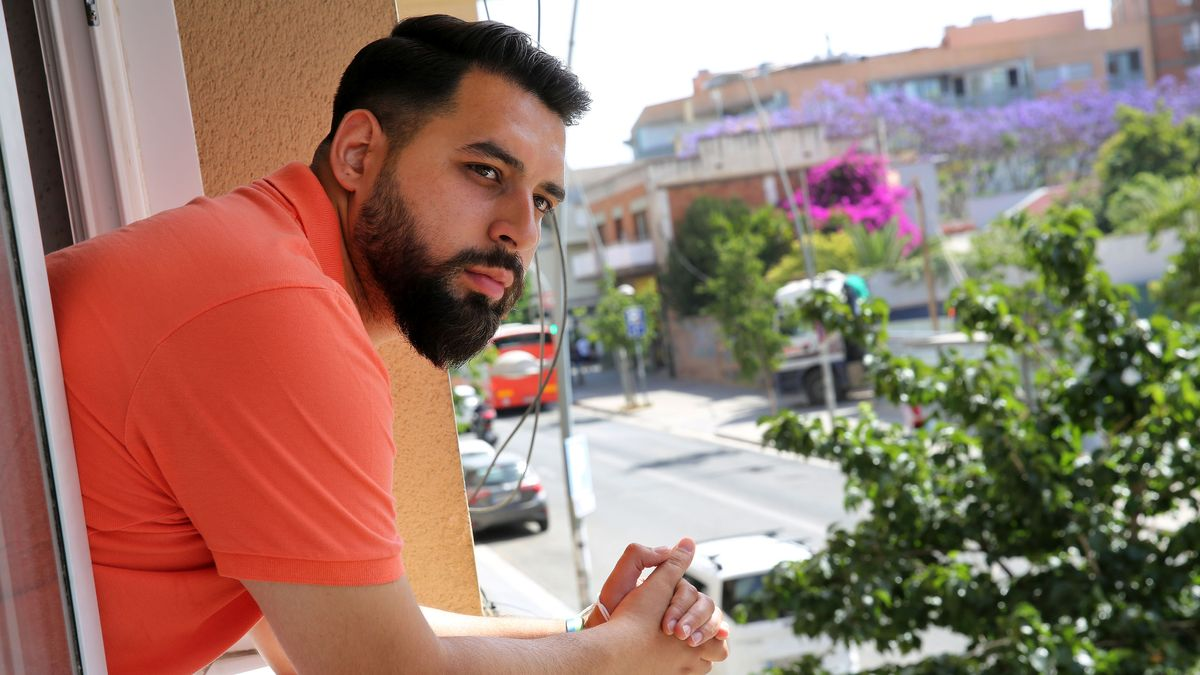 Paco Vargas, en la sede de la Fundació Privada Pere Closa.