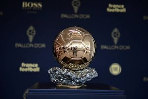 El trofeo que otorga la revista 'France Football'