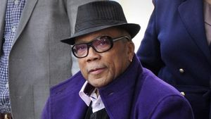 El productor Quincy Jones, en el 2011.