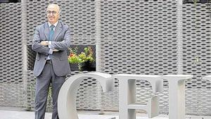 Javier Tello, Director General de la Fundación Universitaria San Pablo CEU..