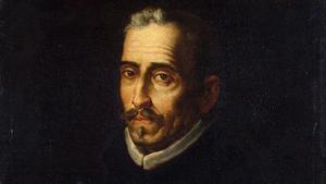 Retrato de Félix Lope de Vega y Carpio