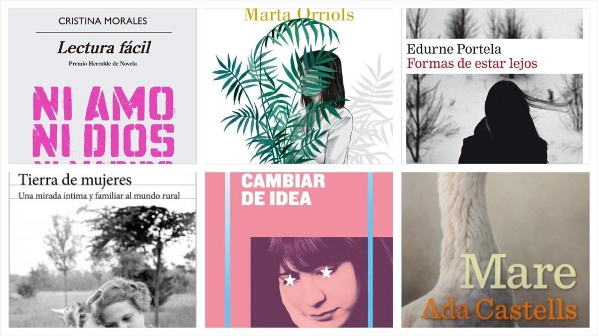 Literatura impregnada de feminisme: 10 llibres recomanats per a Sant Jordi 2019