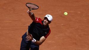 Andújar dona el cop a Roland Garros a l'eliminar Thiem