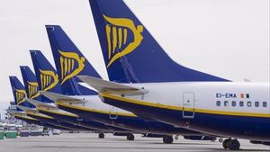 Treball tomba per fraudulent l'erto de Ryanair a Girona i les Canàries