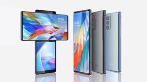 LG inicia la comercialització del model Wing al nostre mercat