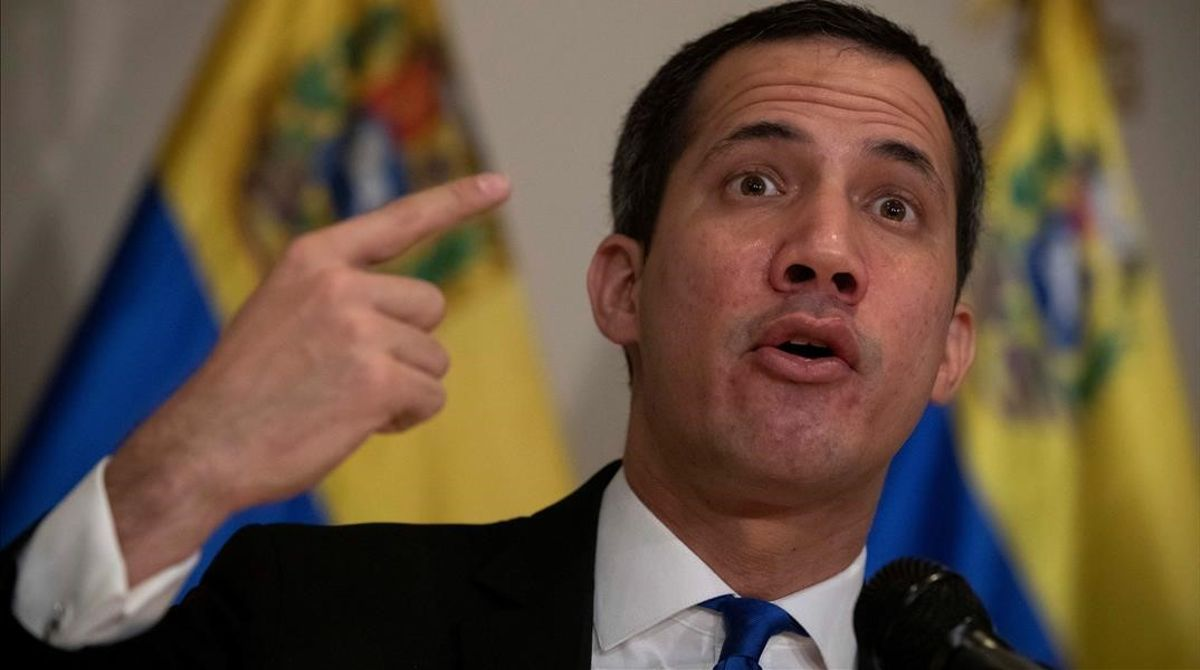 La UE deja de reconocer a Guaidó como presidente interino de Venezuela.