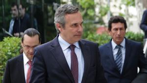 Josep Lluis Alay llega a la Audiencia