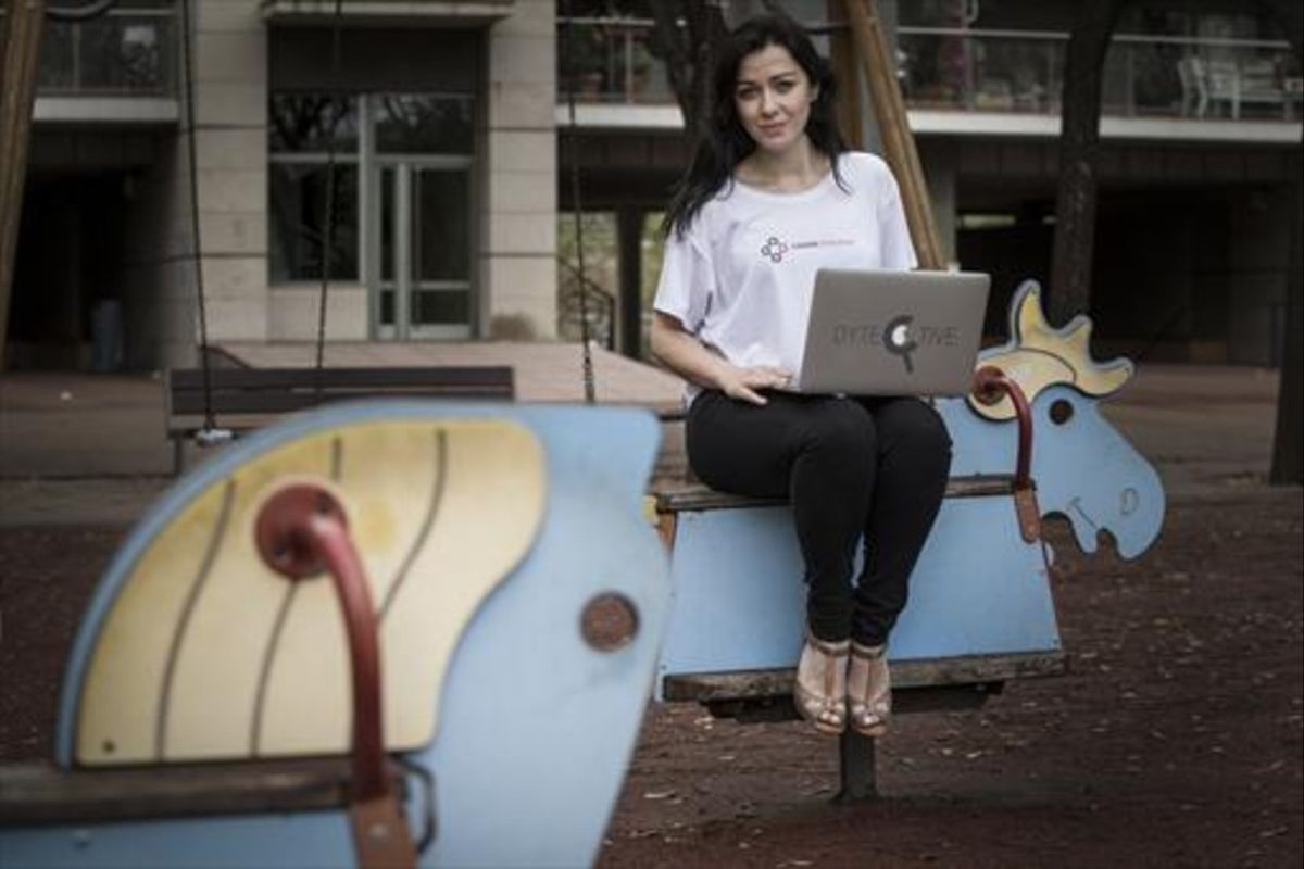 """Luz Rello Sánchez: """"La dislexia causa el 40% del abandono escolar"""""""