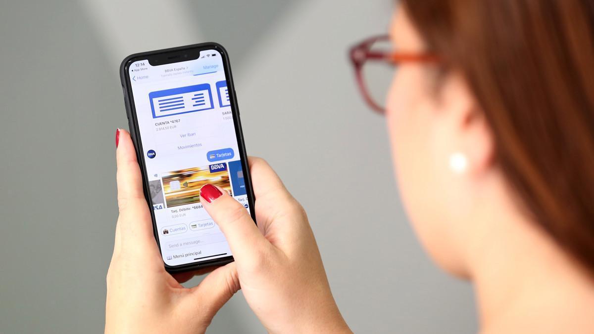 Nuevas aplicaciones móviles desarrolladas por BBVA