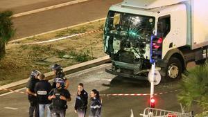 Detenido el cómplice del terrorista que arrolló con un camión a cientos de personas en Niza