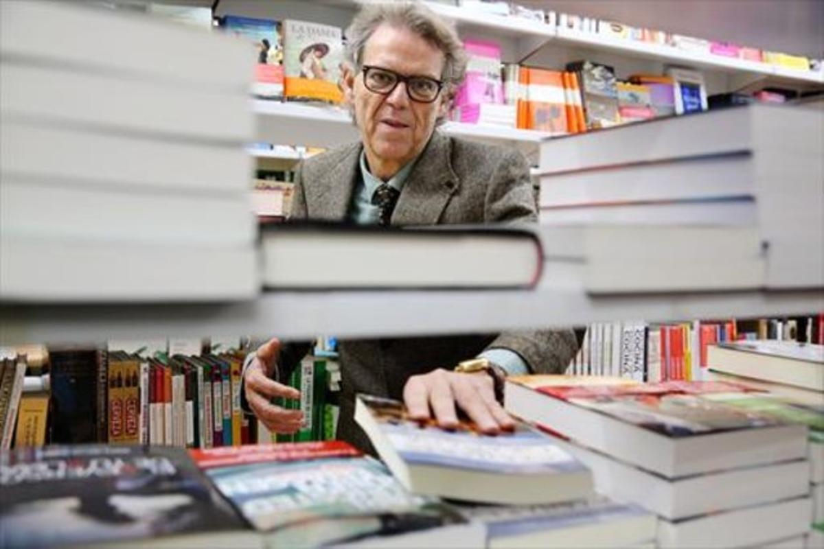 Salvi Rosich: «Aprendo a ser librero porque soy lector»
