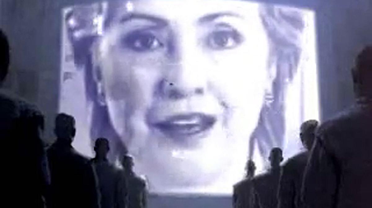 Hillary Clinton es la protagonista de este vídeo de la campaña deBarack Obama.