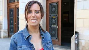 Marta Farrés, cabeza de lista del PSC en Sabadell