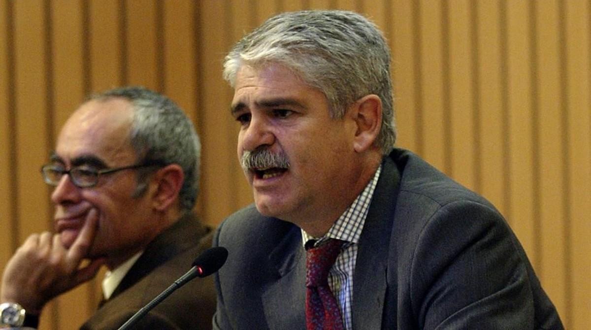 El nuevo ministro de Asuntos Exteriores, Alfonso María Dastis.