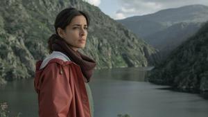Inma Cuesta, en la Ribeira Sacra, en 'El desorden que dejas'.