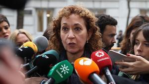Ester Capella, 'consellera' de Justícia.