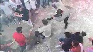 Vídeo del momento de la agresión mortal al joven Niccolò Ciatti en Lloret.