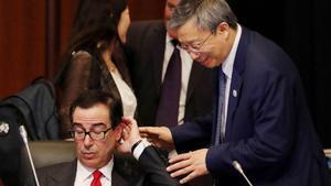 Els EUA i la Xina reprendran la negociació del seu acord comercial a finals de juny