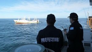 """L'Argentina captura un pesquer espanyol per pescar """"il·legalment"""" en les seves aigües"""