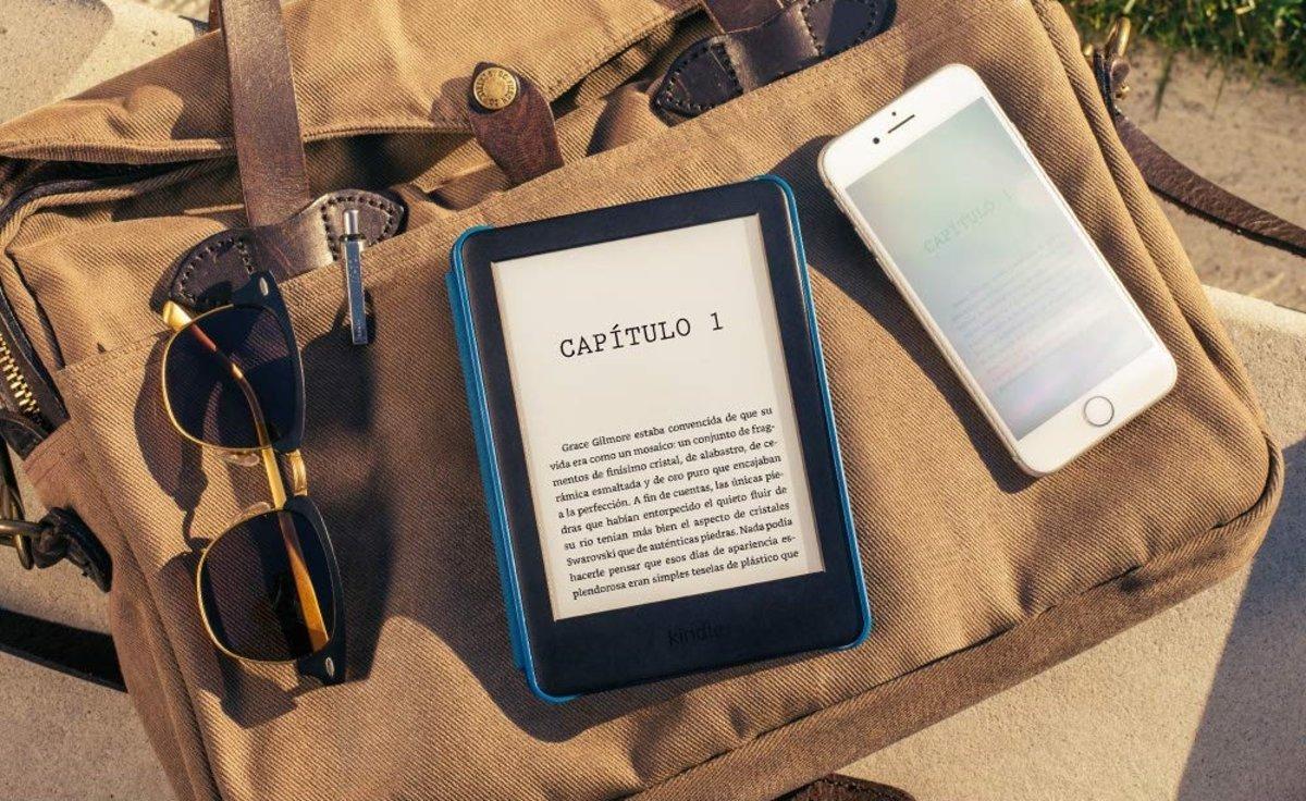 Los mejores lectores de ebooks