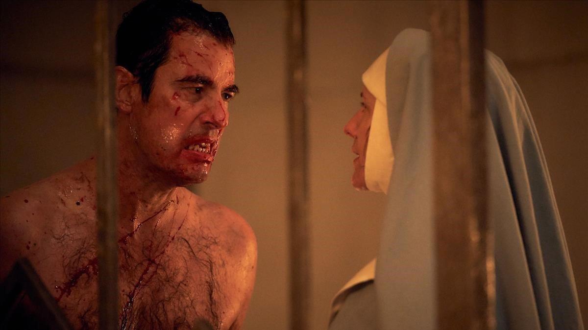 Una imagen de la miniserie 'Drácula'.